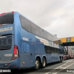 Viação Aguia Branca incorpora novo ônibus DD Volvo