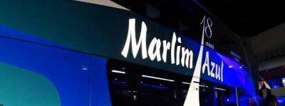 RJ: Ônibus fretado da Marlim Azul é assaltado na BR-101 em Silva Jardim