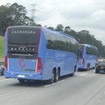 Guanabara incorpora mais cinco novos ônibus Vissta Buss 360