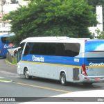 Viação Cometa assume o fretamento da Volkswagen em São Bernardo do Campo
