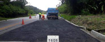 RJ: Obras de melhorias na BR-101 Rio x Santos é entregue na cidade de Angra dos Reis