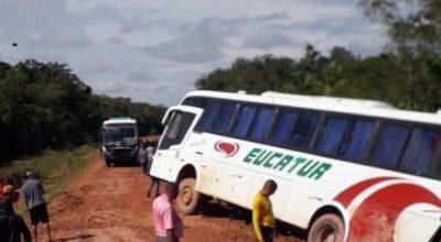 Obras da BR-319 só serão concluídas em 2021 afirma Presidente Jair Bolsonaro
