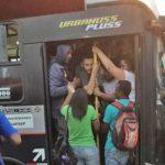 SP: Passageiros de Cajamar relatam superlotação nos coletivos da cidade