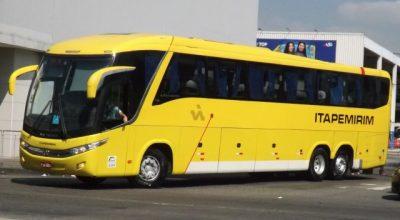 Viação Itapemirim conquista mais passageiros que a Expresso União na linha Rio x Cachoeiro de Itapemirim