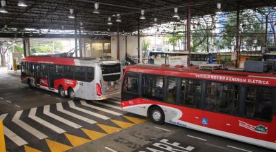 São Paulo: Trólebus da linha 342M/10 Term. São Mateus – Term. Penha serão substituídos por veículos a diesel no domingo